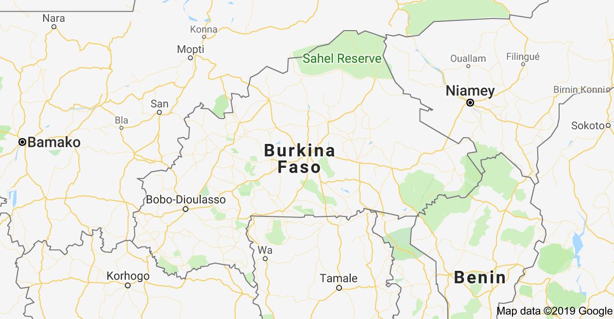 بورکینافاسو