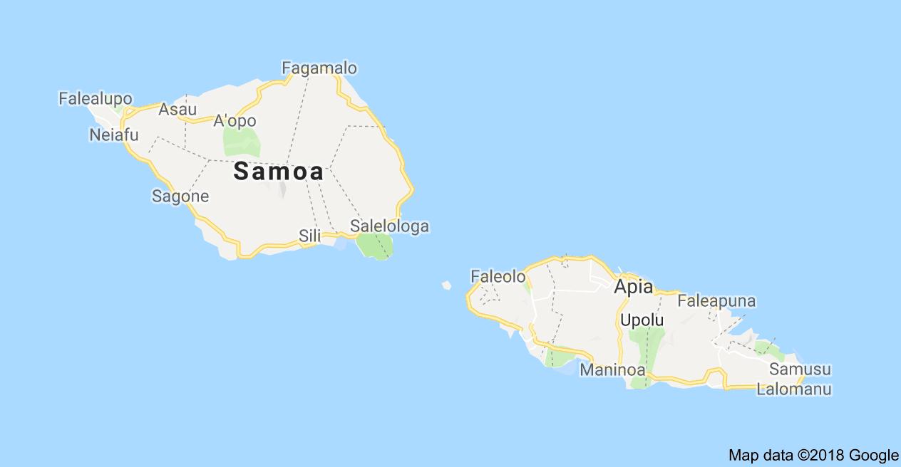 ساموآ